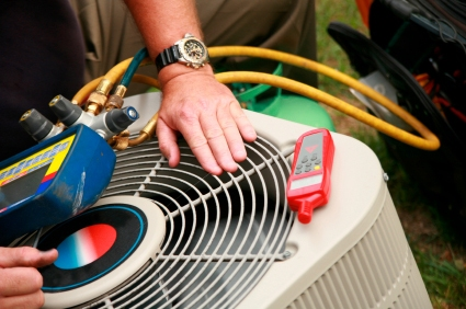 Certified Technicians are ready to service your furnace or air conditioner at Wilson HVAC Company in Becker MN