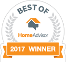 Wilson HVAC Company is a Best of HomeAdvisor Award Winner