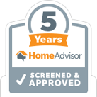 Hiring a contractor with great reviews on Home Advisor guarantees a quality Heating repair in Monticello MN.